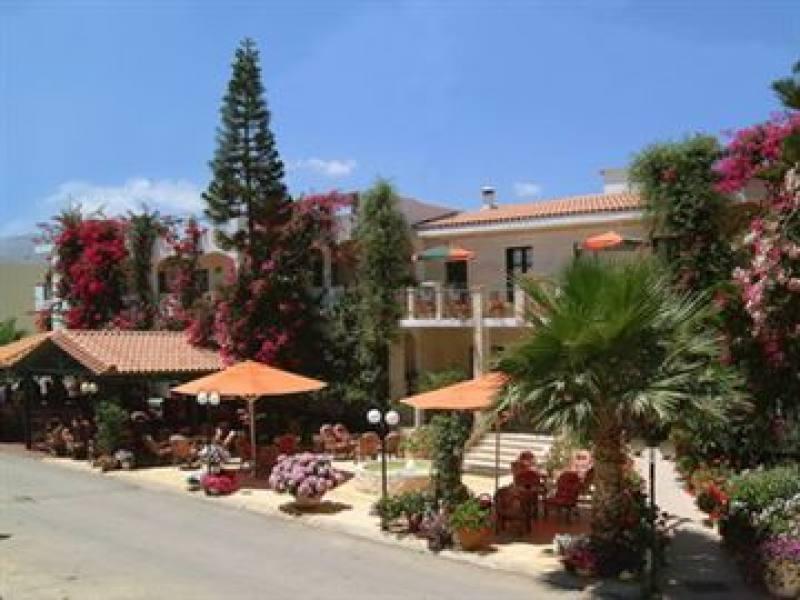 Appartementen Bueno - Platanes - Rethymnon Kreta